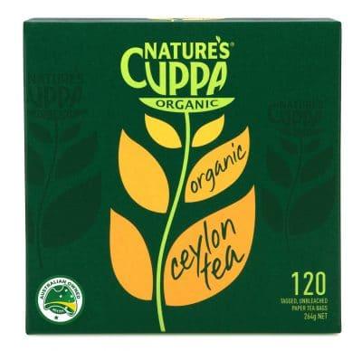 Organic Ceylon Tea 1