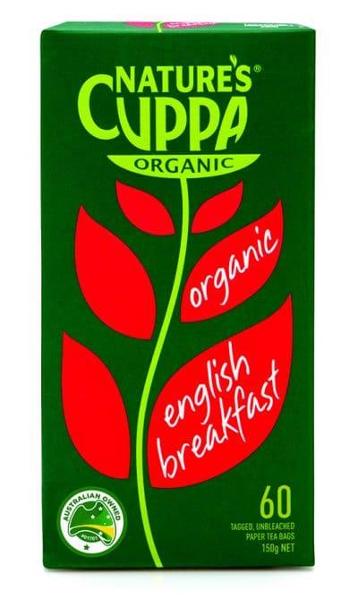 Organic English Breakfast 1