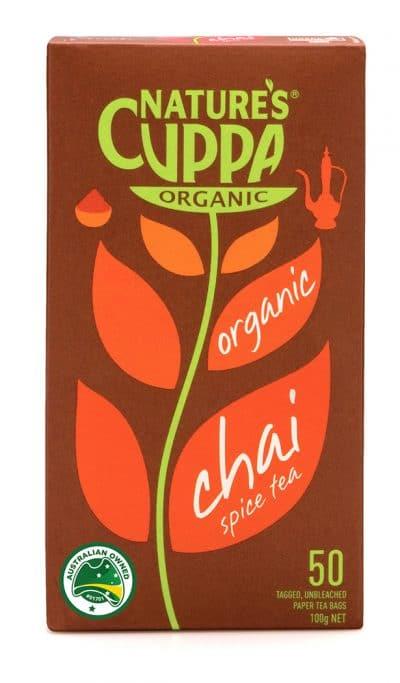 Organic Chai Spiced Tea 1