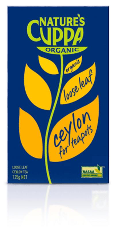 Ceylon 125g - Loose Leaf 1