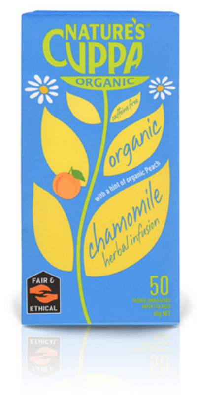Chamomile Infusion (touch of Peach) 1