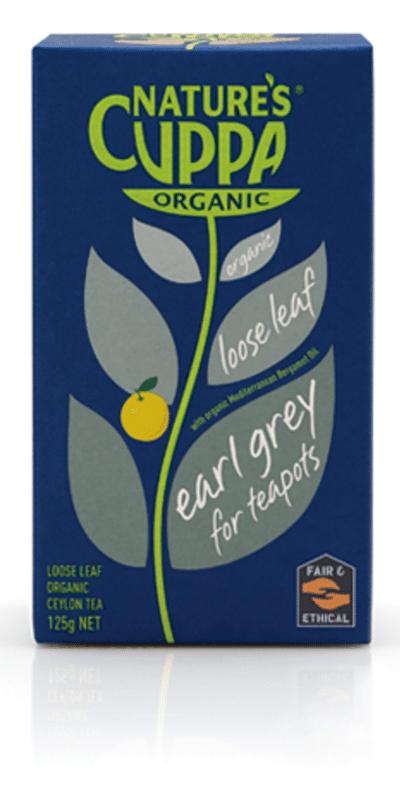 Earl Grey 125g - Loose Leaf 1