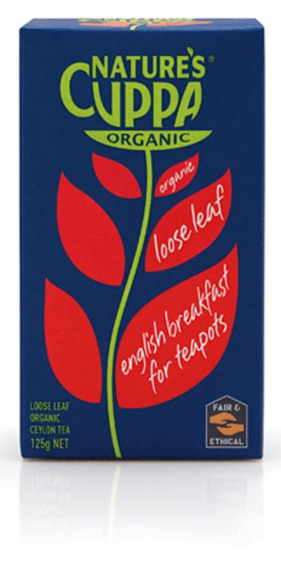 English Breakfast 125g - Loose Leaf 1