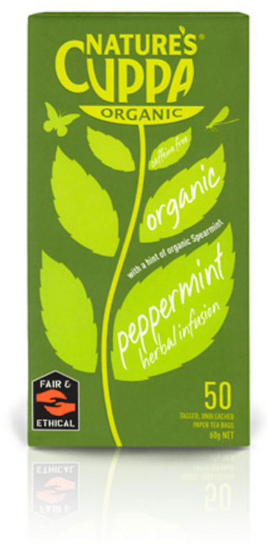 Peppermint Infusion (touch of spearmint) 1